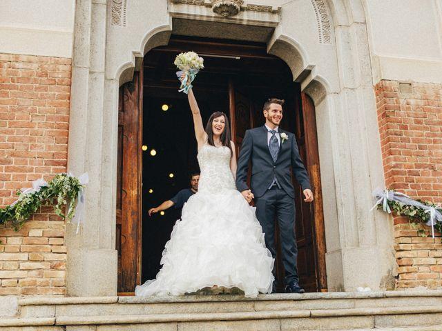 Il matrimonio di Fabio e Marianna a Monticello d'Alba, Cuneo 20