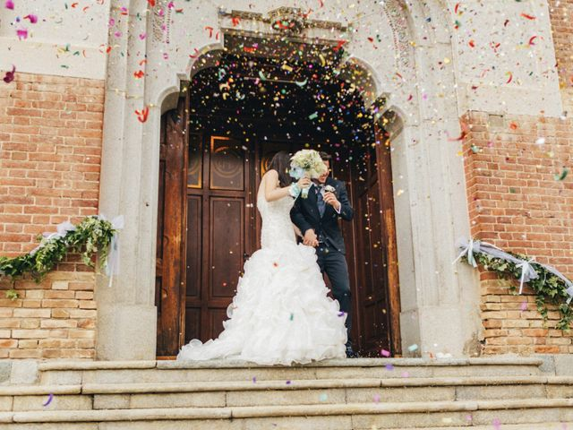 Il matrimonio di Fabio e Marianna a Monticello d'Alba, Cuneo 21