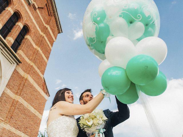 Il matrimonio di Fabio e Marianna a Monticello d'Alba, Cuneo 22