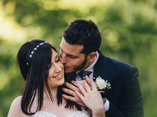 Il matrimonio di Fabio e Marianna a Monticello d'Alba, Cuneo 23