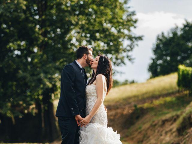 Il matrimonio di Fabio e Marianna a Monticello d'Alba, Cuneo 25