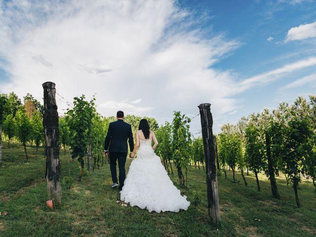 Il matrimonio di Fabio e Marianna a Monticello d'Alba, Cuneo 26