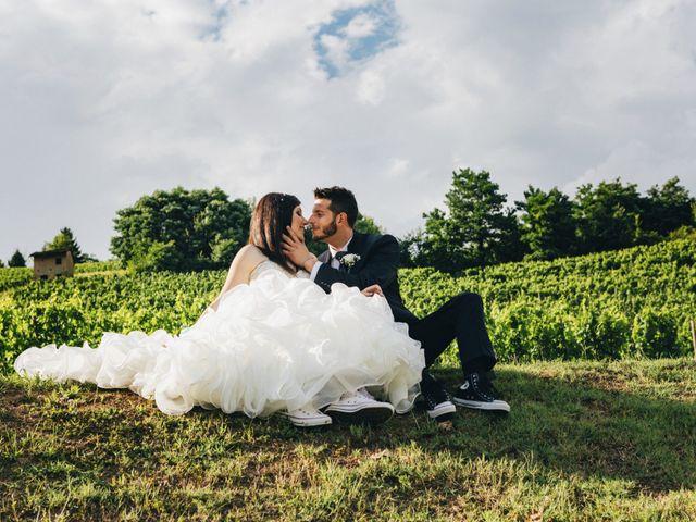 Il matrimonio di Fabio e Marianna a Monticello d'Alba, Cuneo 29