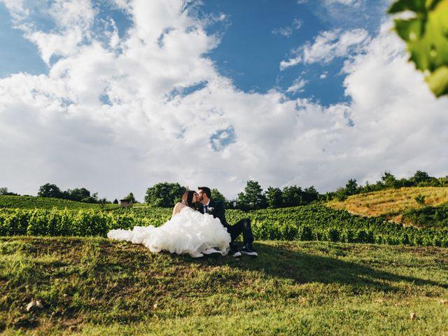 Il matrimonio di Fabio e Marianna a Monticello d'Alba, Cuneo 30