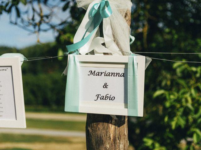 Il matrimonio di Fabio e Marianna a Monticello d'Alba, Cuneo 31