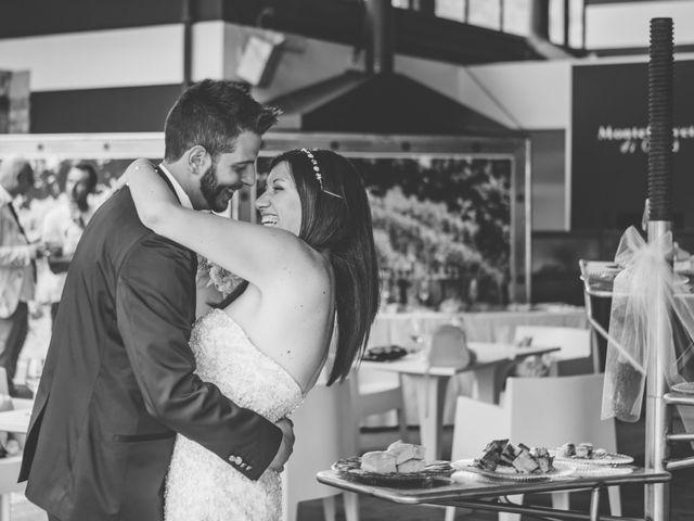Il matrimonio di Fabio e Marianna a Monticello d'Alba, Cuneo 35