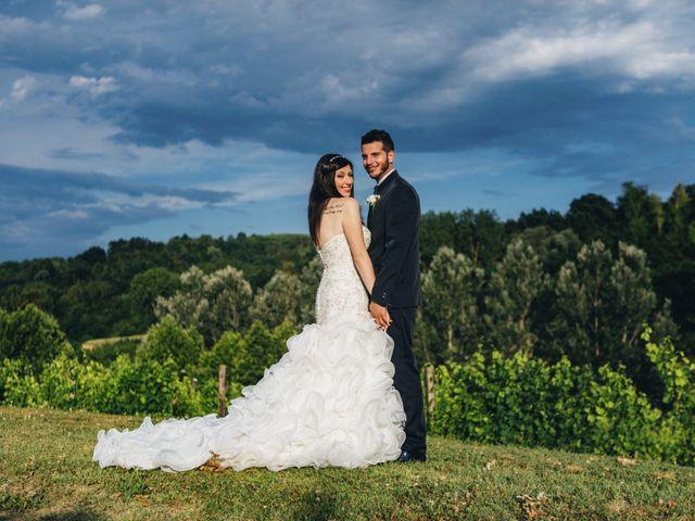 Il matrimonio di Fabio e Marianna a Monticello d'Alba, Cuneo 36