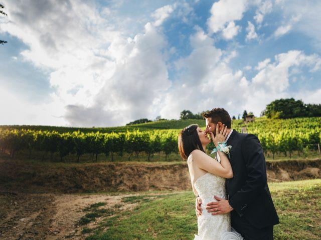 Il matrimonio di Fabio e Marianna a Monticello d'Alba, Cuneo 1