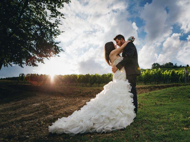 Il matrimonio di Fabio e Marianna a Monticello d'Alba, Cuneo 37