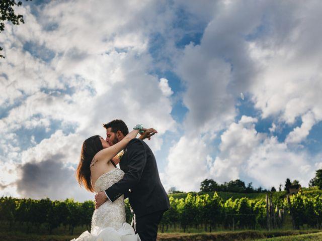 Il matrimonio di Fabio e Marianna a Monticello d'Alba, Cuneo 38