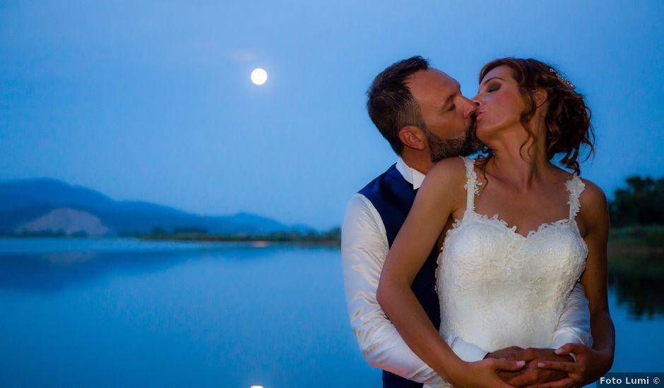 Il matrimonio di Mirko e Elisabetta a Torre del Lago, Lucca