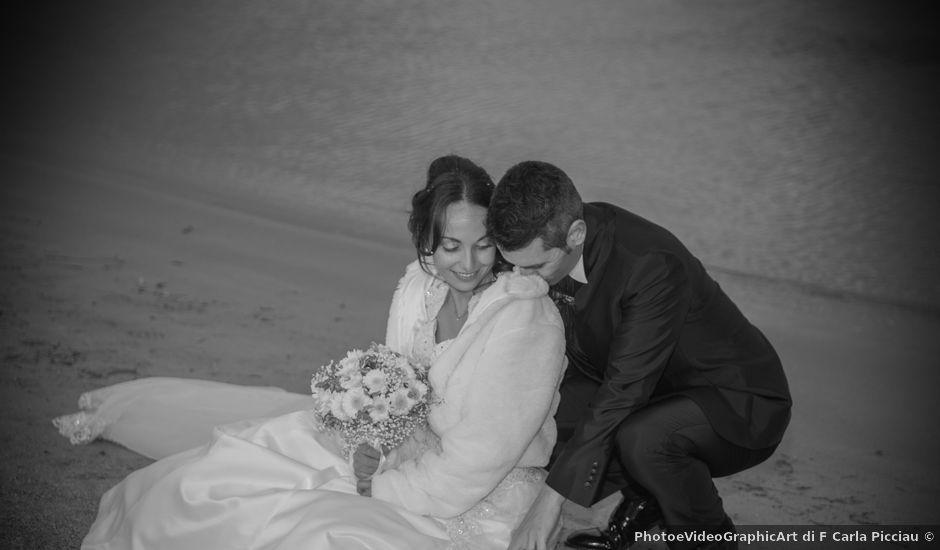 Il matrimonio di Diego e Daniela a Luras, Sassari