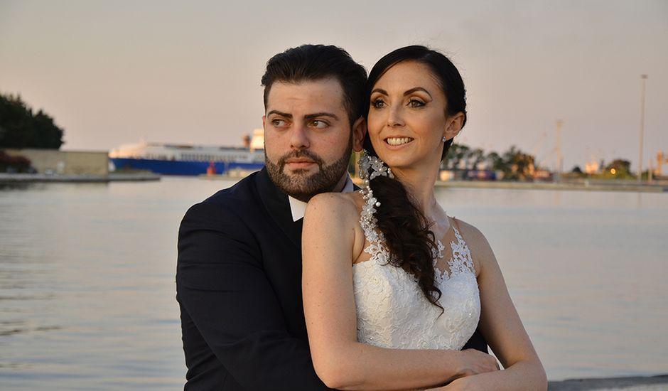 Il matrimonio di Carmelo  e Chiara  a Brindisi, Brindisi