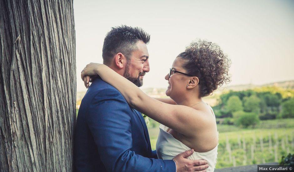 Il matrimonio di Andrea e Michela a Soncino, Cremona