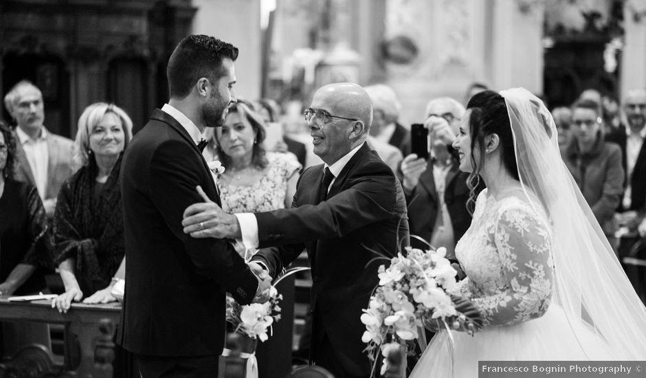 Il matrimonio di Andrea e Isabella a Pozzolengo, Brescia