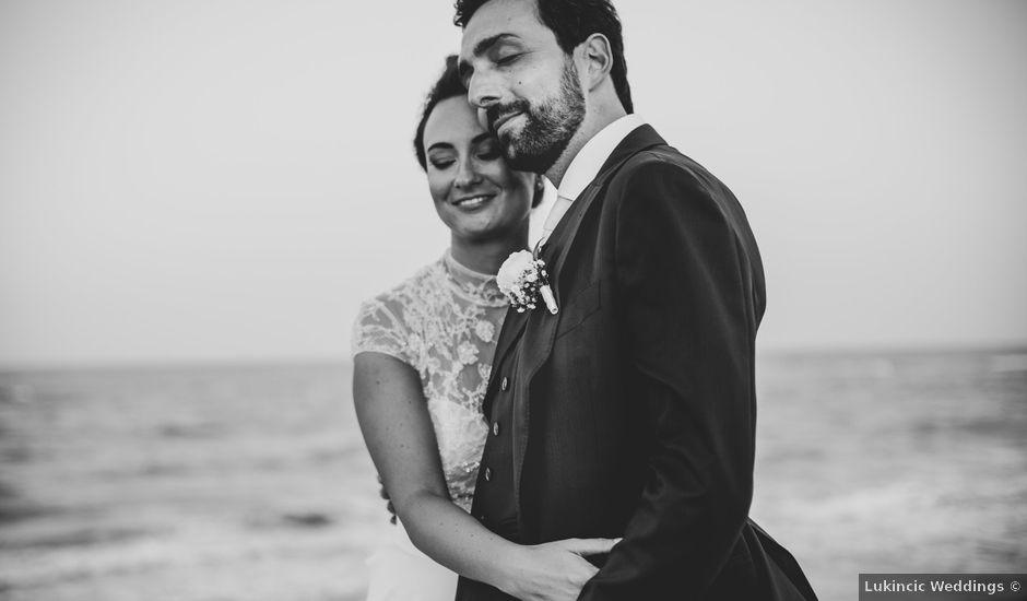 Il matrimonio di Mario e Ludia a Porto San Giorgio, Fermo