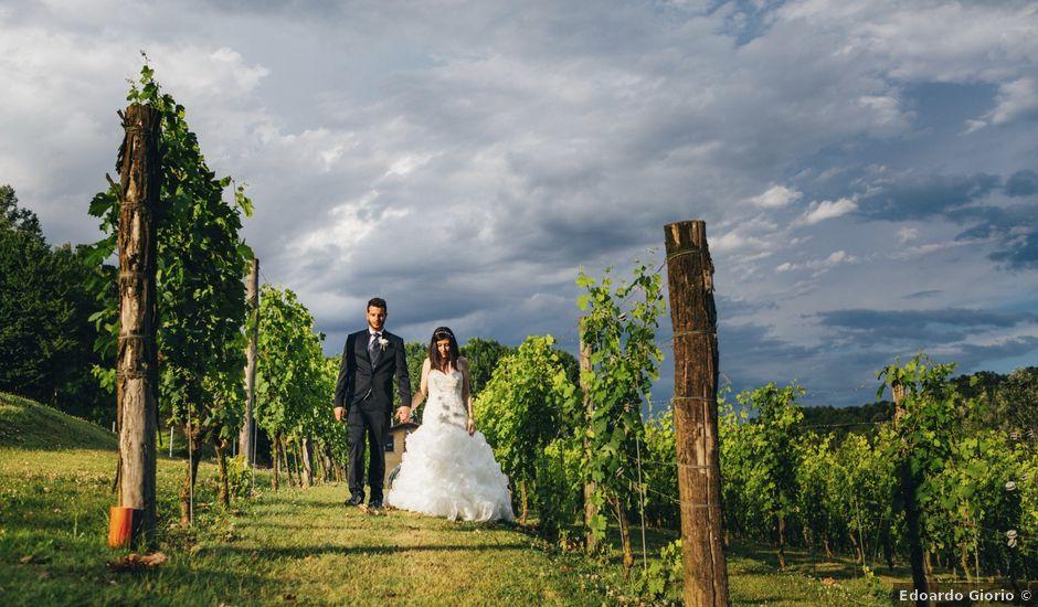 Il matrimonio di Fabio e Marianna a Monticello d'Alba, Cuneo