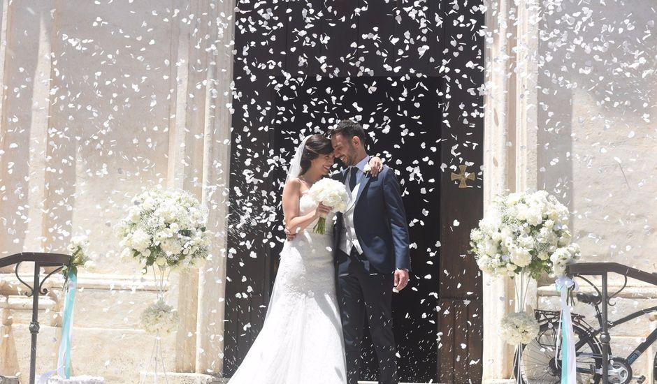 Il matrimonio di Stefano e Andreina a Nardò, Lecce