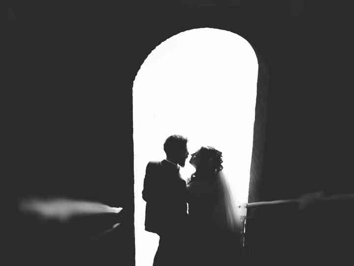 le nozze di Ilaria e Oscar