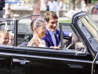 Le nozze di Giovanna e Fausto