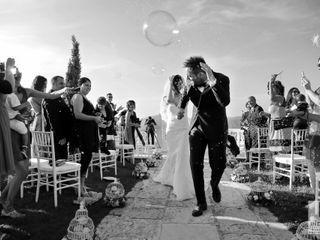 Le nozze di Tiziana e Stefano