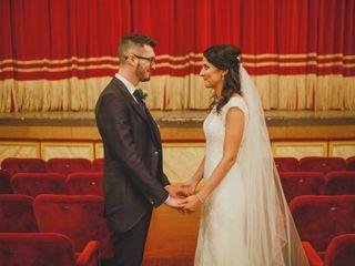 Le nozze di Rebecca e Paolo