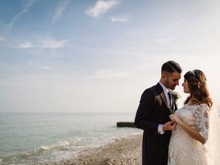 Le nozze di Giorgia e Rinaldo