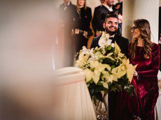 Le nozze di Giorgia e Rinaldo 1