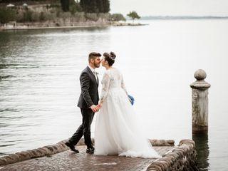 Le nozze di Giorgia e Gianfabio