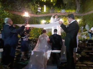Le nozze di Paola e Davide