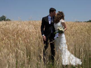 Le nozze di Elda e Michele