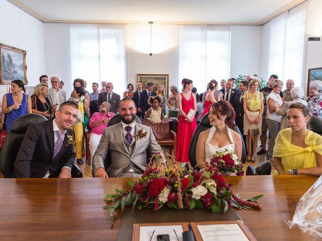 Il matrimonio di Matteo e Derborah a Como, Como 14