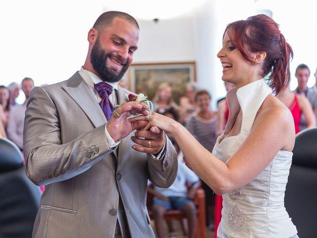 Il matrimonio di Matteo e Derborah a Como, Como 16