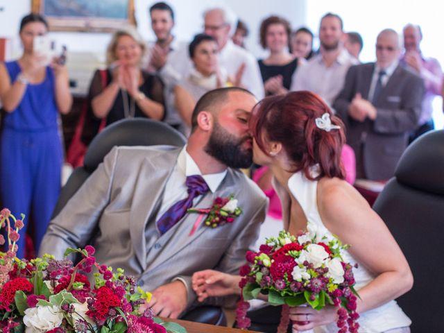 Il matrimonio di Matteo e Derborah a Como, Como 17