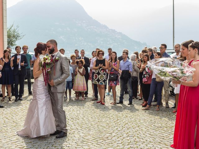 Il matrimonio di Matteo e Derborah a Como, Como 19
