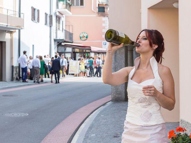 Il matrimonio di Matteo e Derborah a Como, Como 21