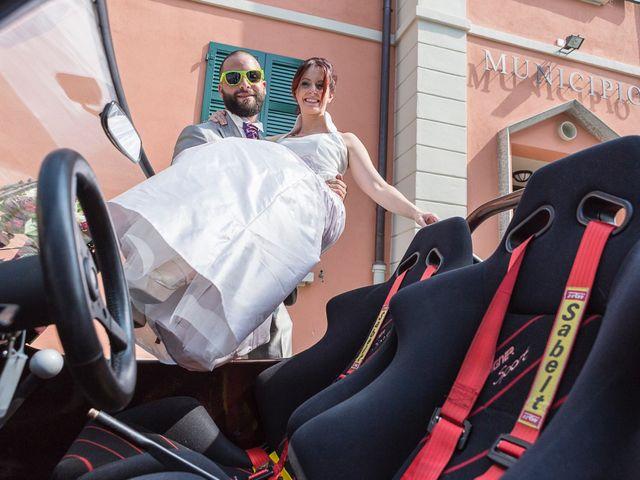 Il matrimonio di Matteo e Derborah a Como, Como 22