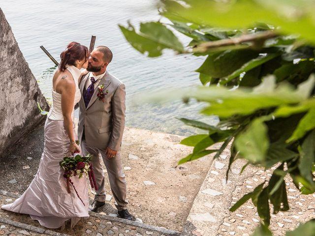 Il matrimonio di Matteo e Derborah a Como, Como 25