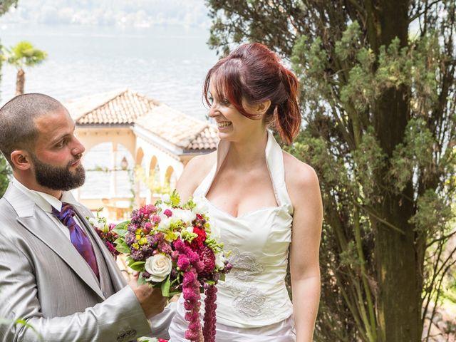 Il matrimonio di Matteo e Derborah a Como, Como 26