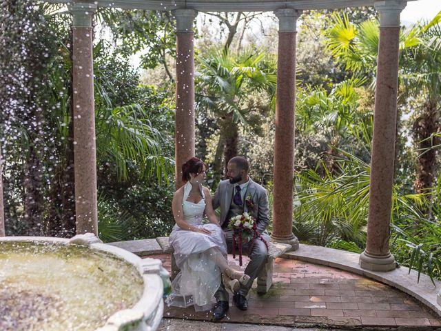 Il matrimonio di Matteo e Derborah a Como, Como 28