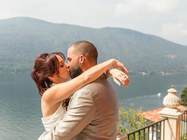 Il matrimonio di Matteo e Derborah a Como, Como 31