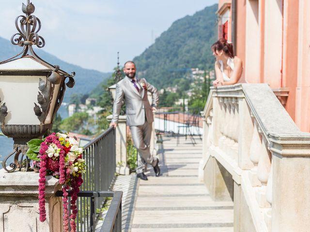 Il matrimonio di Matteo e Derborah a Como, Como 32