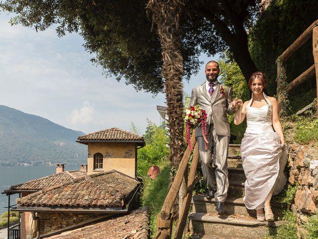 Il matrimonio di Matteo e Derborah a Como, Como 33