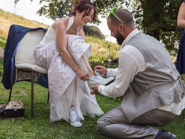 Il matrimonio di Matteo e Derborah a Como, Como 39