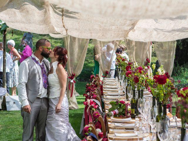 Il matrimonio di Matteo e Derborah a Como, Como 40