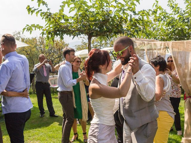 Il matrimonio di Matteo e Derborah a Como, Como 41