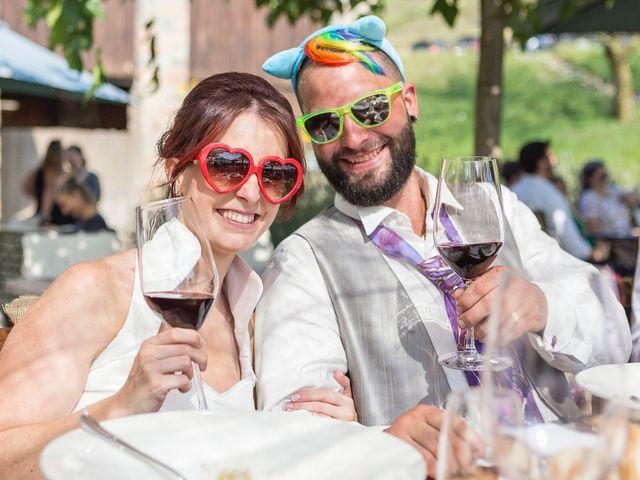 Il matrimonio di Matteo e Derborah a Como, Como 45