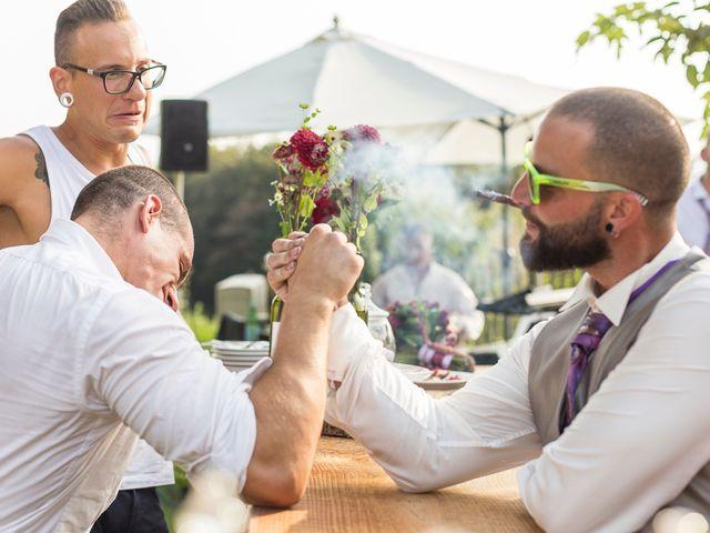 Il matrimonio di Matteo e Derborah a Como, Como 56