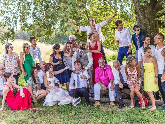 Il matrimonio di Matteo e Derborah a Como, Como 58