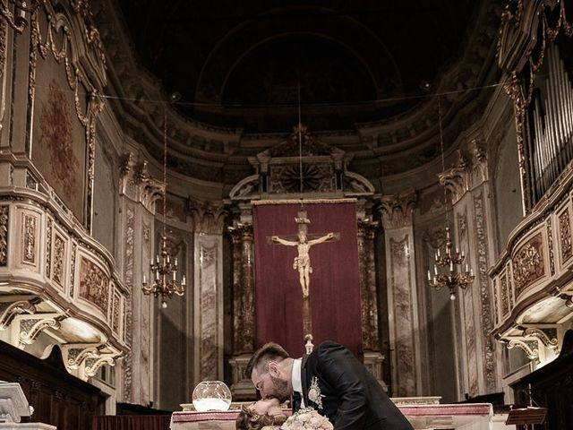Il matrimonio di Alberto e Roberta a Brescia, Brescia 63